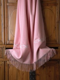 Bellezza Cashmere Throw - Cashmere Throws - Luxury Throws ...