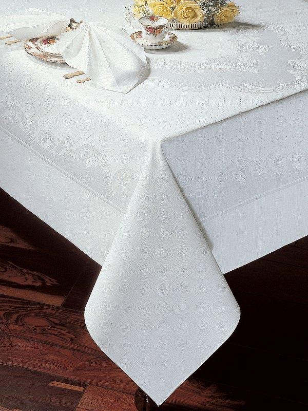 Luxury Linen Tablecloth