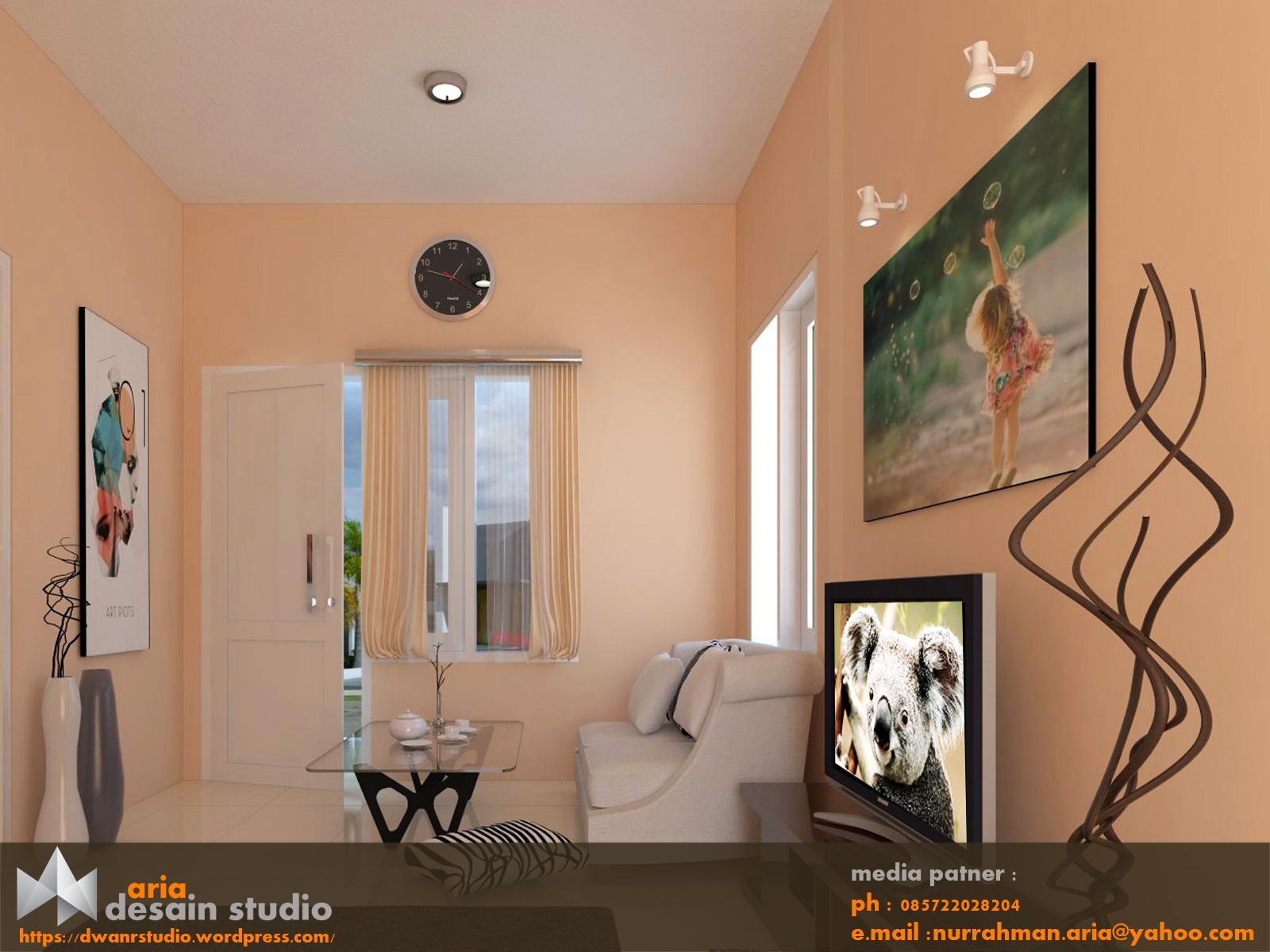 Design Rumah Minimalis Interior  Mabudicom
