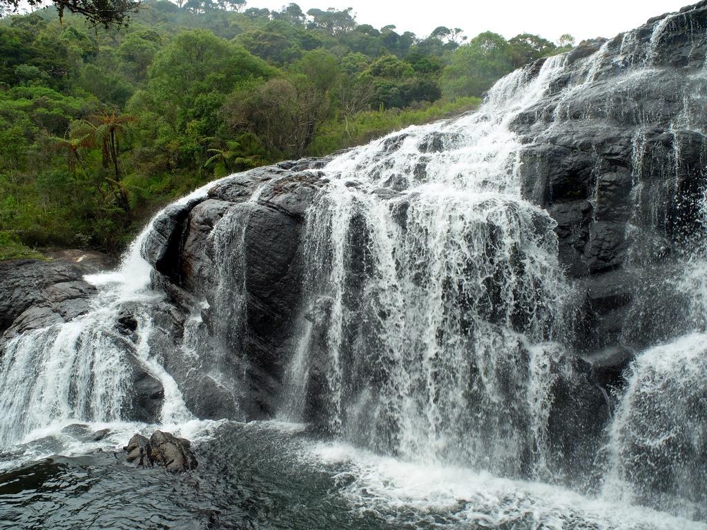 Wodospady Bakera