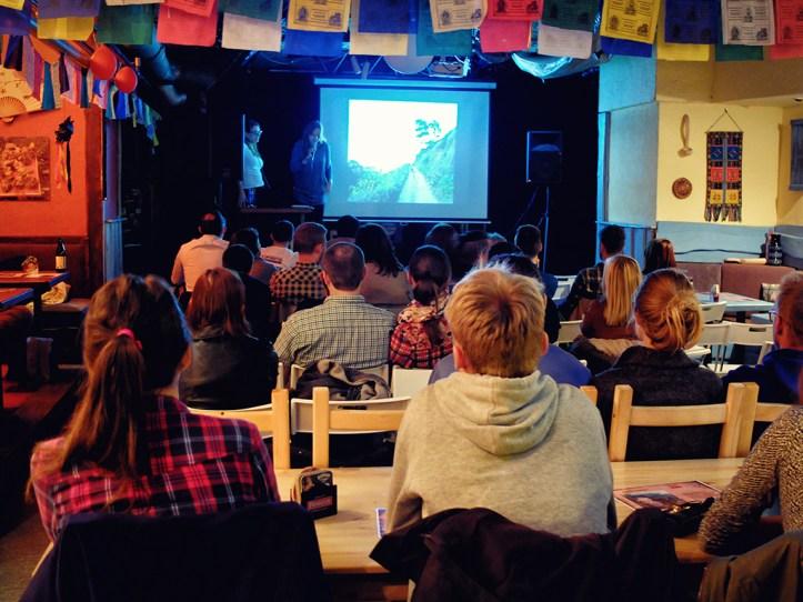 Pub Wędrówki, Rowerami przez Portugistan, 2016