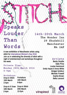 IWD poster March 14th
