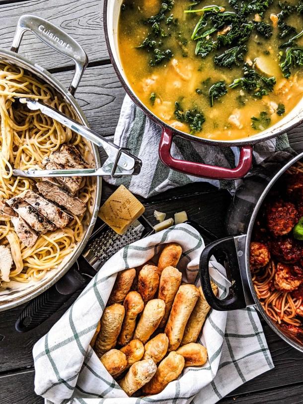 Dwardcooks Healthy Zuppa Toscana Weight Watchers