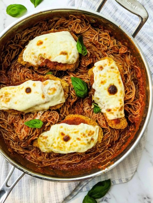 Healthy Chicken Parmesan Weight Watchers