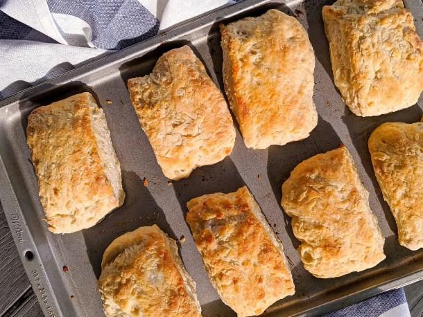 Dwardcooks light biscuits