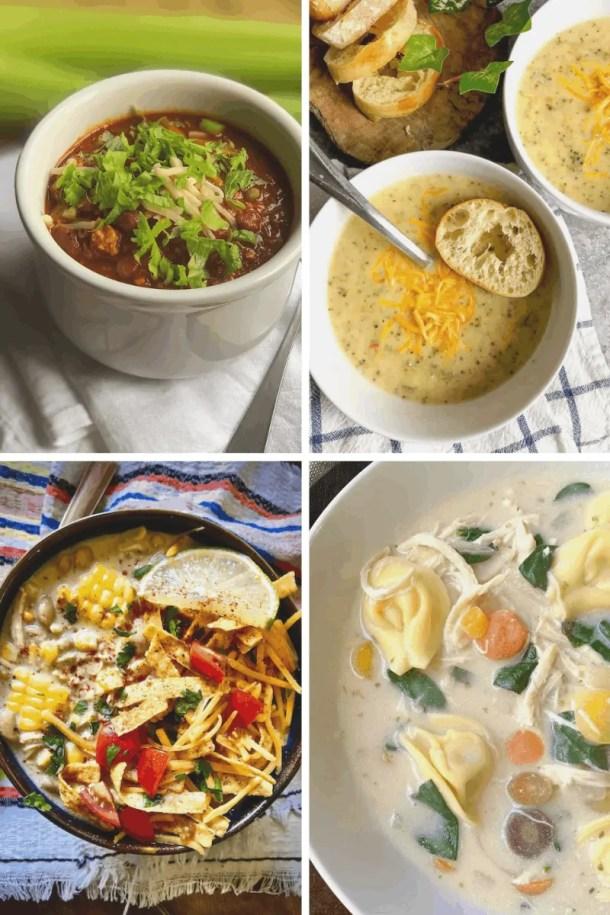 30 Weight Watcher Fall Recipes Soup