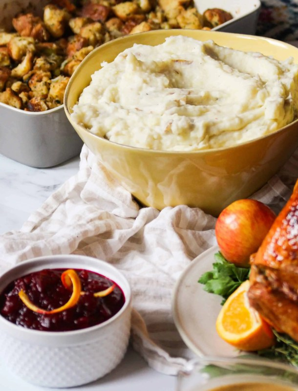 Ultimate Thanksgiving Guide - Sides