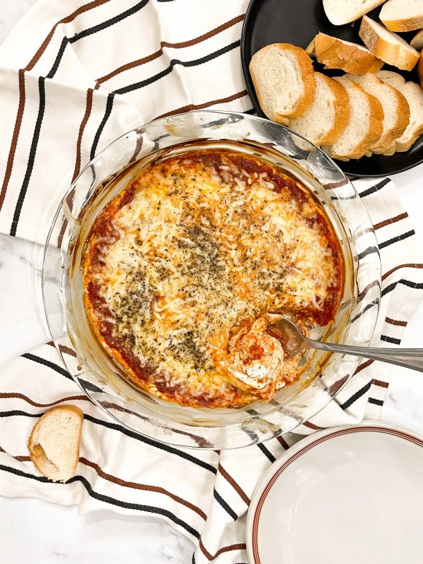 Hot Pizza Dip Dwardcooks