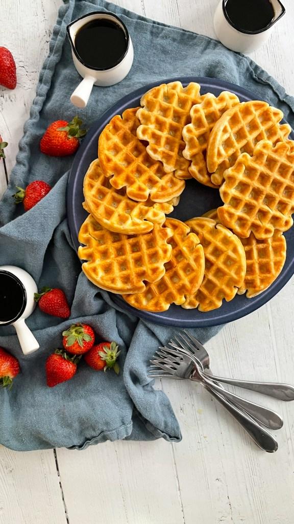 greek yogurt waffles healthy weight watchers
