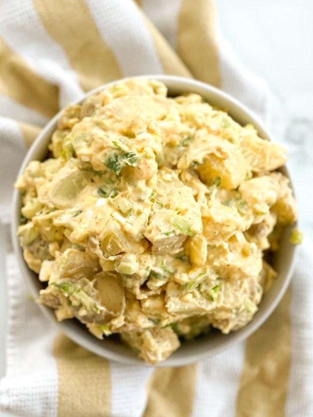 weight watchers potato salad low calorie