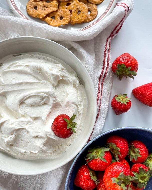 healthy cheesecake dip weight watchers summer dessert dwardcooks
