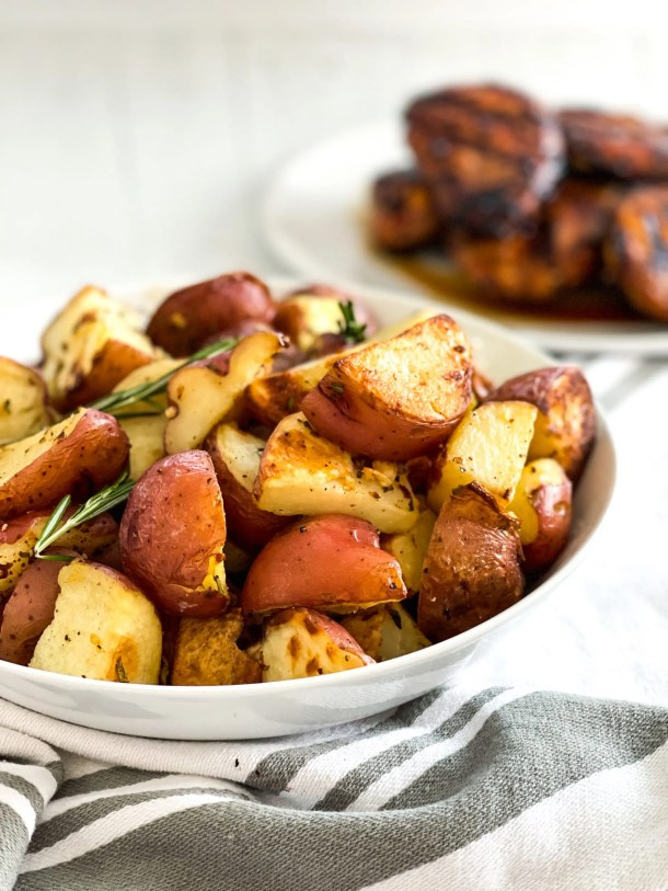 best herbs for roasted potatoes