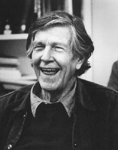 picture of John Cage