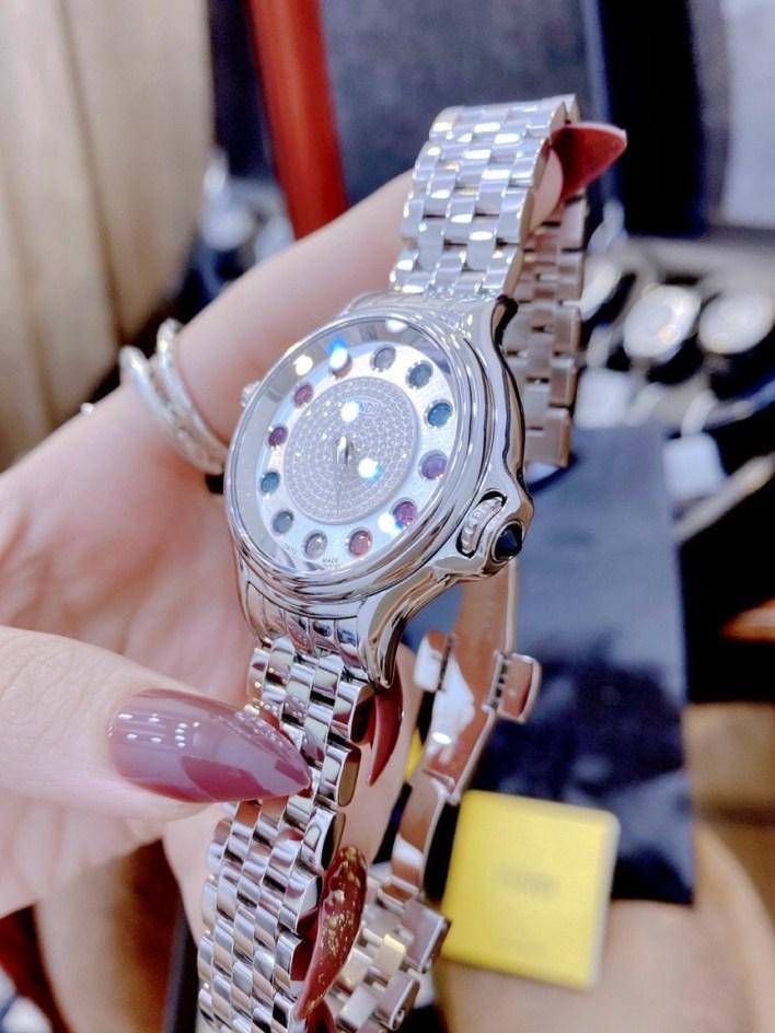 Đồng hồ Fendi crazy carats