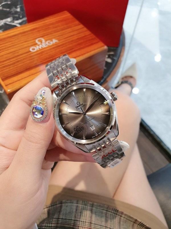 Đồng hồ Omega nam máy cơ