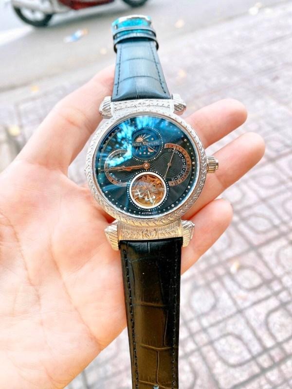 Đồng hồ Patek Philippe nam máy cơ