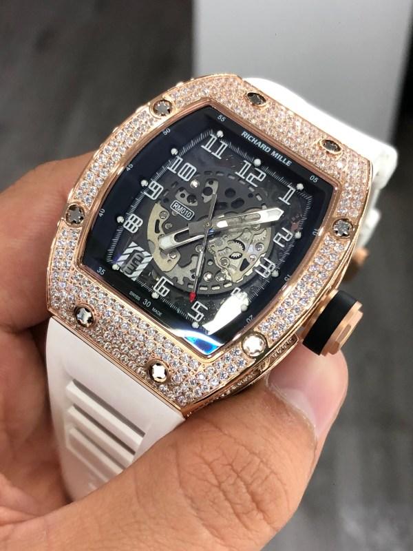 Đồng hồ Richard Mille siêu cấp