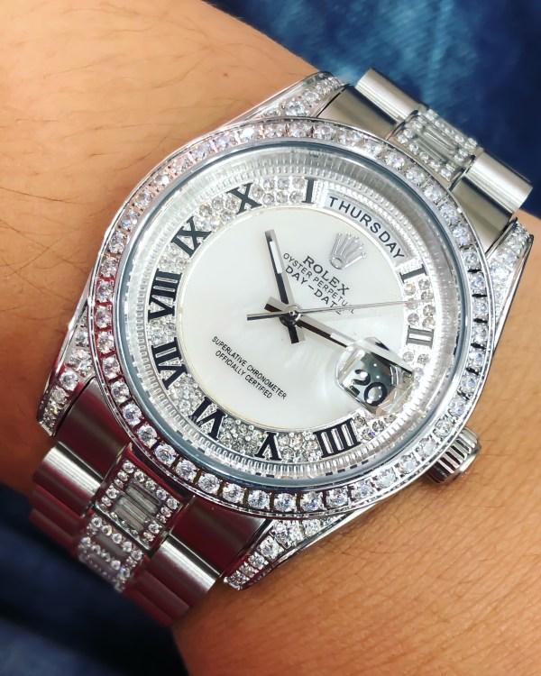 Đồng hồ Rolex Automatic