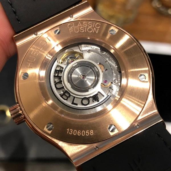 Đồng hồ Hublot Automatic nam