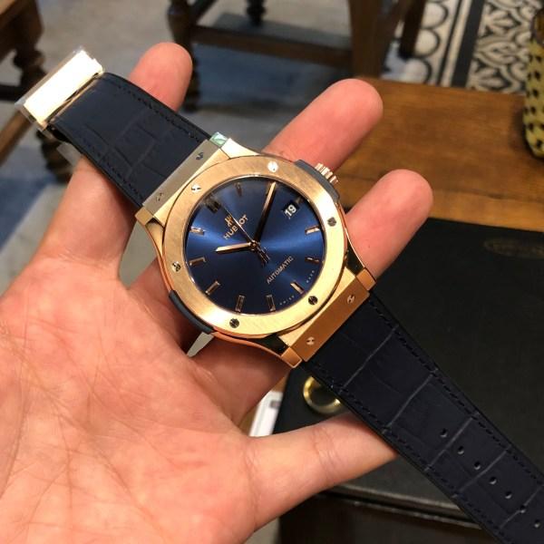 Đồng hồ Hublot replica JJF Thụy Sỹ