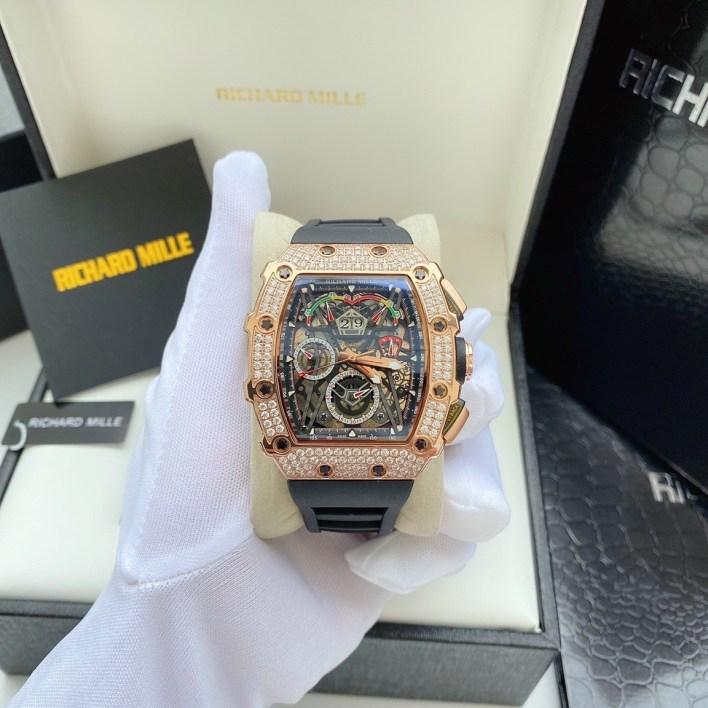 Đồng hồ Richard Mille replica 11