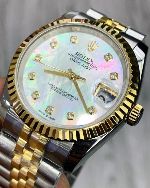 Đồng hồ Rolex nam máy cơ Thụy Sỹ