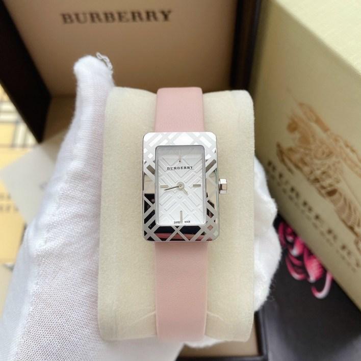 Đồng hồ Burberry nữ dây da