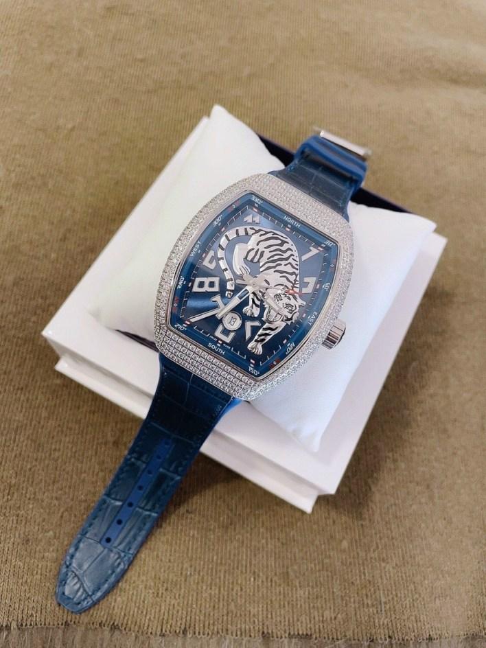 Đồng hồ Franck Muller full kim cương