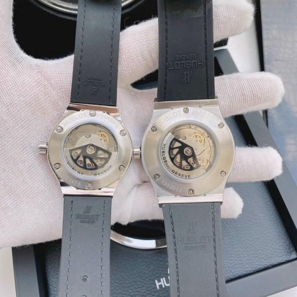 Đồng hồ Hublot automatic nam nữ