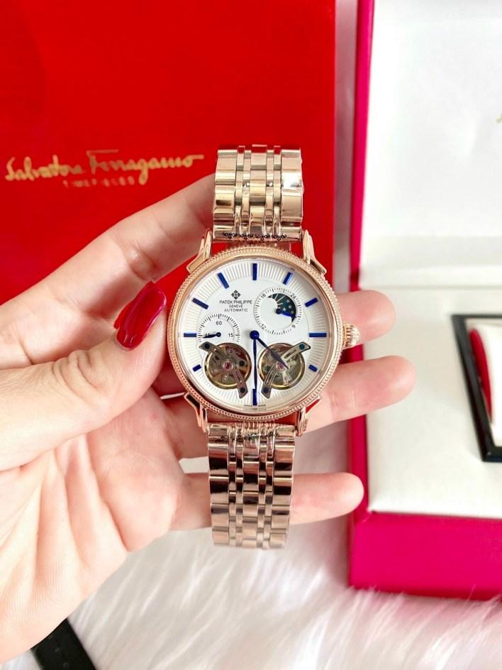 Đồng hồ Patek Philippe 2 máy