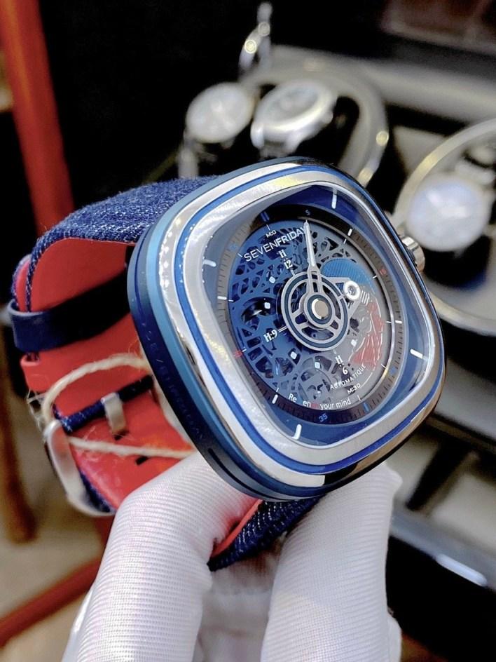 Đồng hồ nam SevenFriday