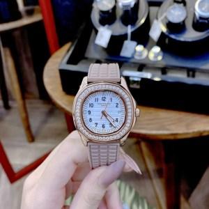Đồng hồ Patek Philippe nữ dây cao su