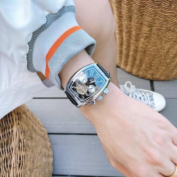 Đồng hồ Franck Muller nam dây da