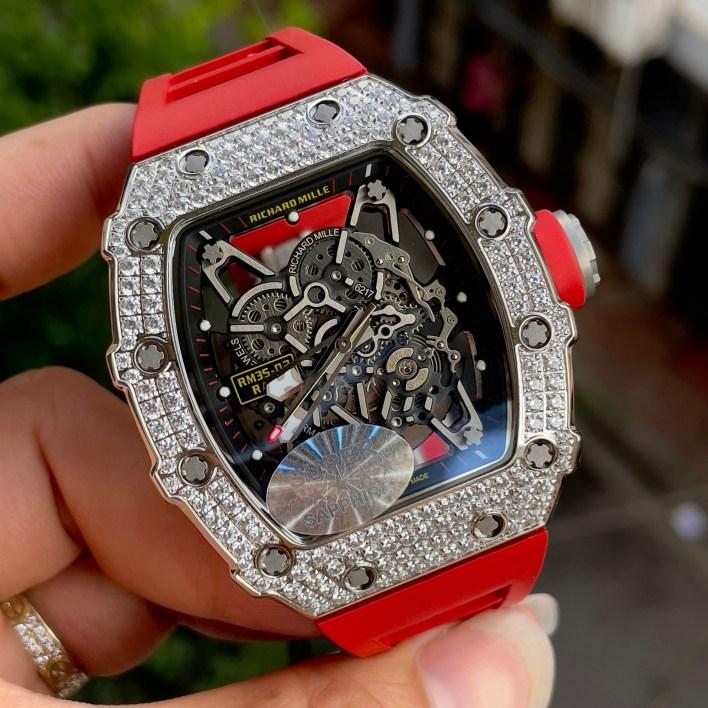 Đồng hồ Richard Miller nam siêu cấp