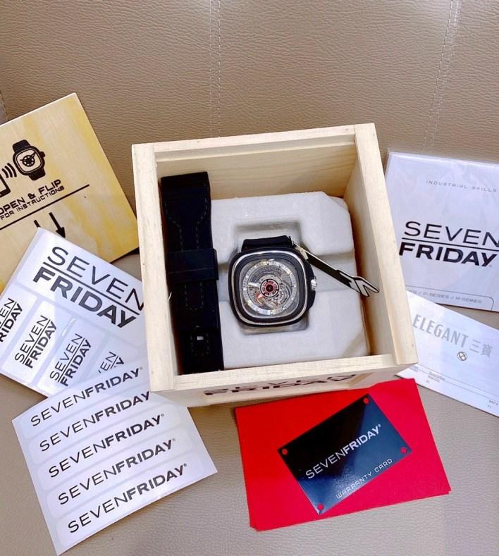 Đồng hồ SevenFriday SF s03 01