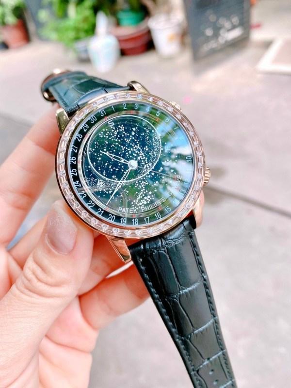 Đồng hồ Patek Philippe super fake nhật
