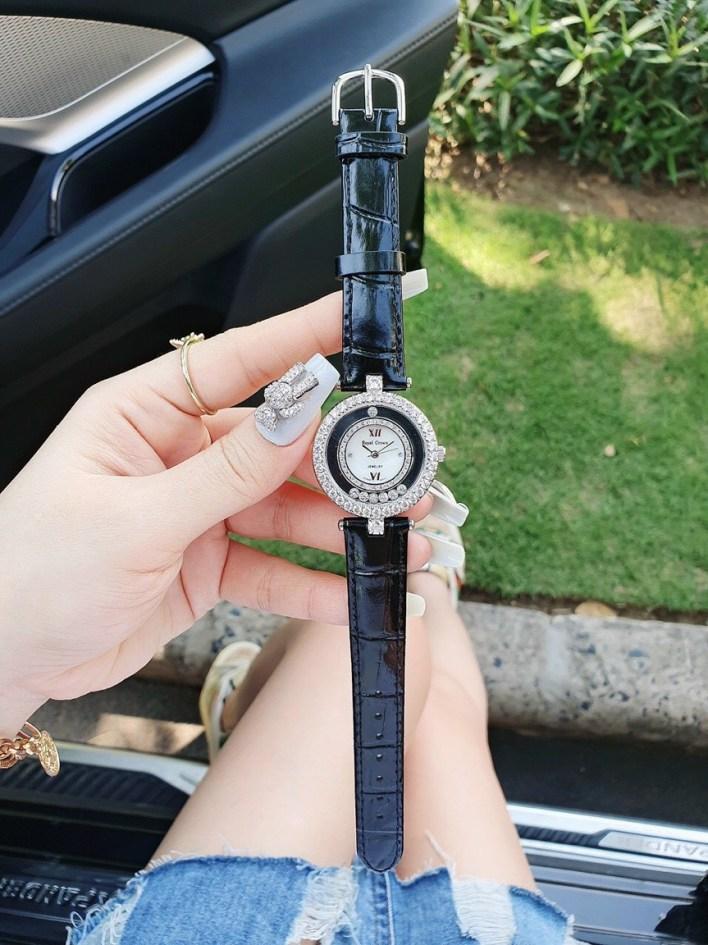 Đồng hồ Royal Crown nữ dây da