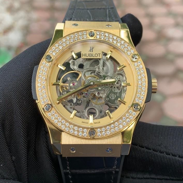 Đồng hồ cơ Hublot nam