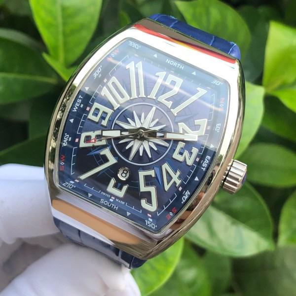Đồng hồ Franck Muller nam máy cơ automatic
