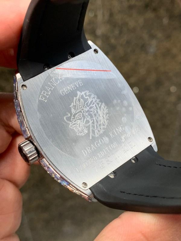 Đồng hồ Franck Muller replica cao cấp nhất