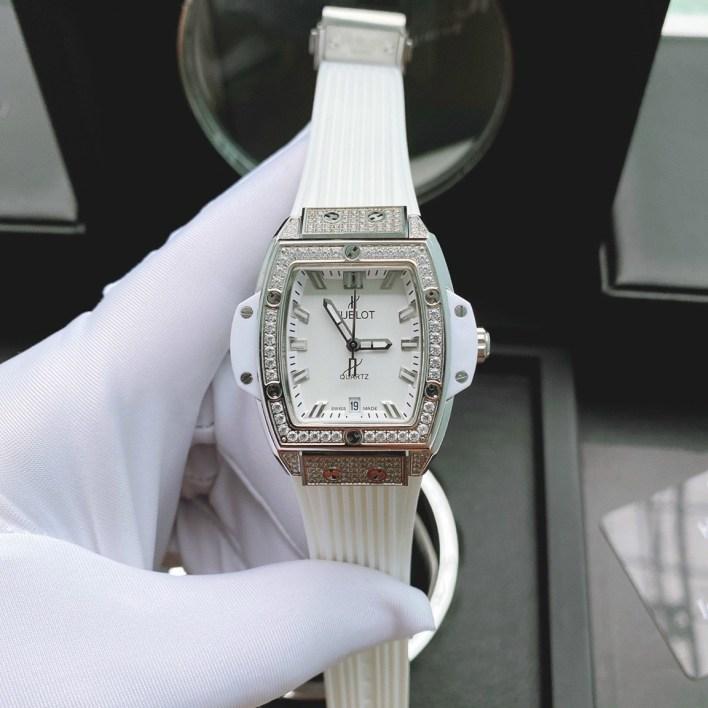Đồng hồ nữ dây cao su Hublot