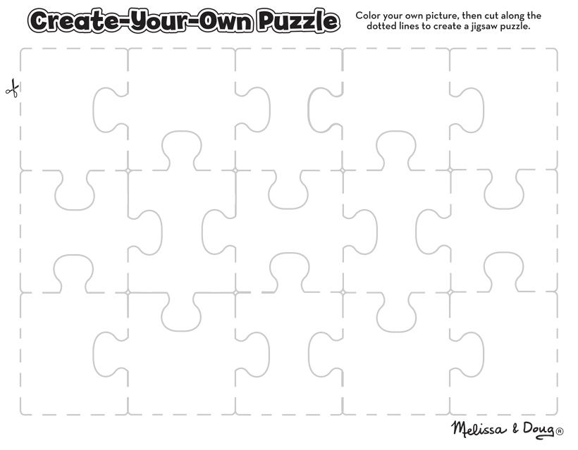 3 free printable puzzles