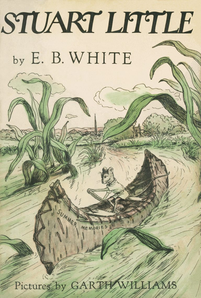Letter from E B White regarding Stuart Little  HarperCollins Publishers