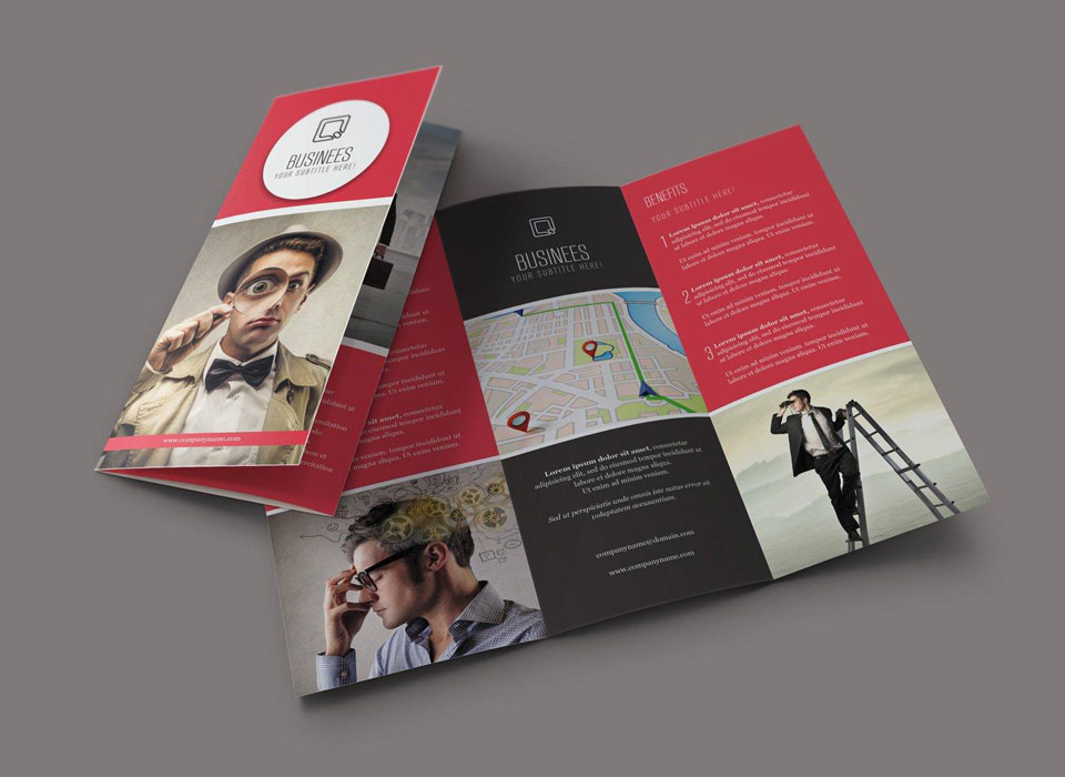 Create a brochure for your business