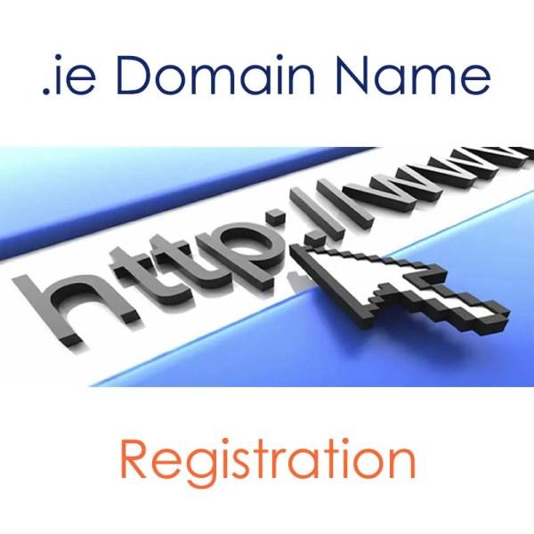 .IE Domain Name Registration