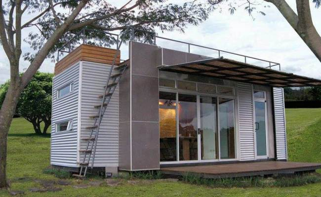 Container Home Vs Tiny Home Dwell Container Homes