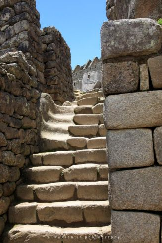 stairs to Temple of the Sun