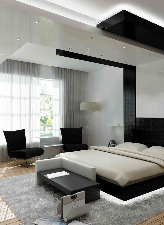 25 Contemporary Bedroom Ideas To Jazz Up Your Bedroom