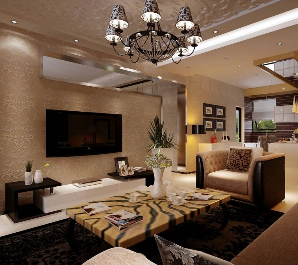 Large Modern Living Room Ideas