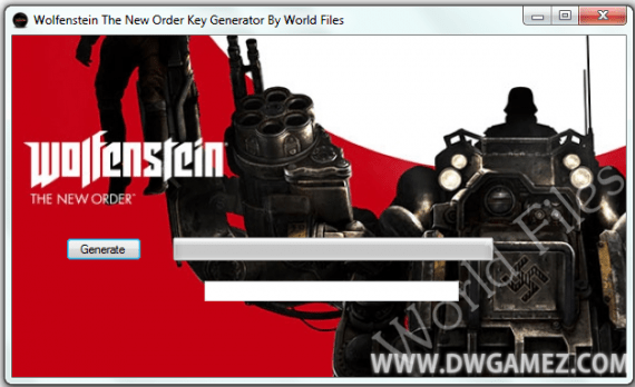 Dwgamez Wolfenstein The New Order Keygen Download